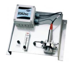 8362sc 高纯水用 pH分析仪