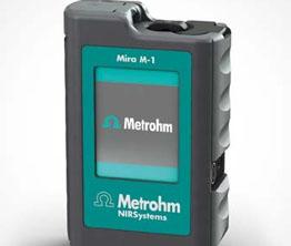 Mira M-1手持式拉曼光谱仪