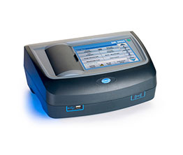 DR3900(多参数水质分析可测COD、氨氮、总磷、总氮等参数)